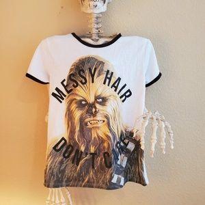 Funny Star Wars Women's Tee Shirt